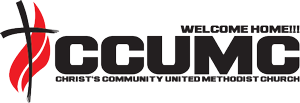 Christ's Community United Methodist Church logo